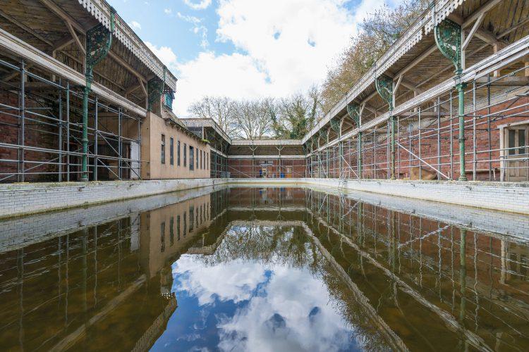 Marshall And Kendon Architects Bristol Thames Lido